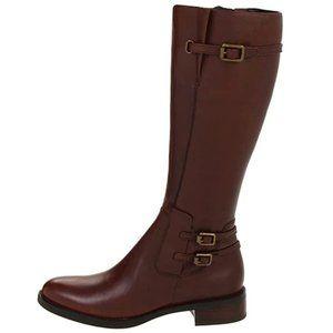 ECCO Hobart Side-ZIP Ridding Boots Sz 8 - 8.5